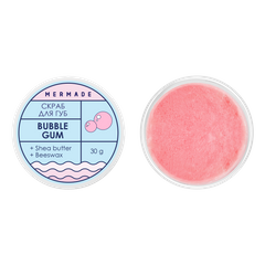 Скраб для губ MERMADE Bubble Gum